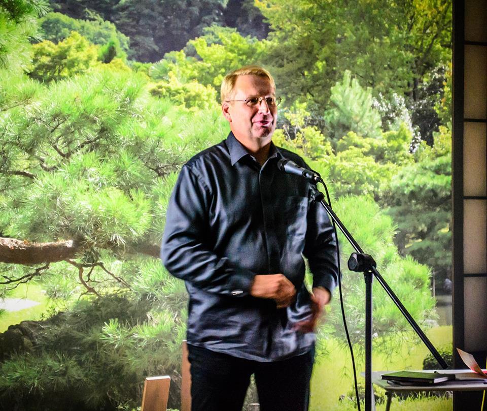 Gong Fu Poetry in Durham 2018